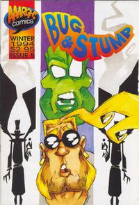 Cover Thumbnail for Bug & Stump (AAARGH!, 1993 series) #5