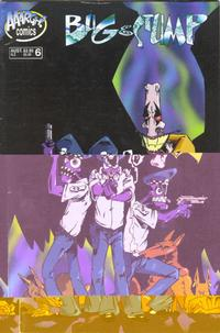 Cover Thumbnail for Bug & Stump (AAARGH!, 1993 series) #6
