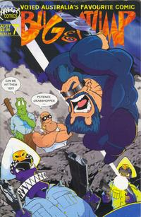Cover Thumbnail for Bug & Stump (AAARGH!, 1993 series) #7