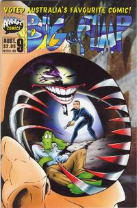 Cover Thumbnail for Bug & Stump (AAARGH!, 1993 series) #9