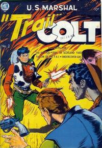 Cover Thumbnail for Trail Colt (Magazine Enterprises, 1949 series) #2 [A-1 #26]