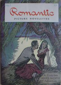 Cover Thumbnail for Romantic Picture Novelettes (Magazine Enterprises, 1946 series) #1