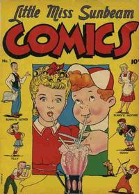 Cover Thumbnail for Little Miss Sunbeam Comics (Magazine Enterprises, 1950 series) #1