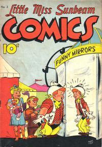 Cover Thumbnail for Little Miss Sunbeam Comics (Magazine Enterprises, 1950 series) #3
