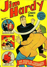 Cover Thumbnail for Jim Hardy Comics Book (United Feature, 1944 series)
