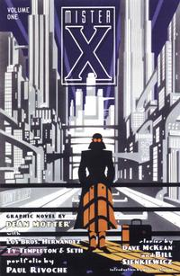 Cover Thumbnail for Mister X: The Definitive Collection (ibooks, 2004 series) #1