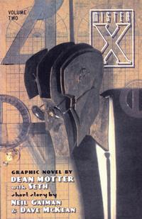 Cover Thumbnail for Mister X: The Definitive Collection (ibooks, 2004 series) #2