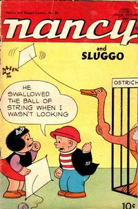 Cover Thumbnail for Nancy and Sluggo (United Feature, 1949 series) #20