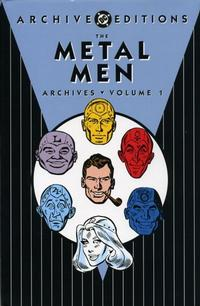 Cover Thumbnail for The Metal Men Archives (DC, 2006 series) #1