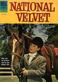 Cover Thumbnail for National Velvet (Dell, 1962 series) #12-556-210