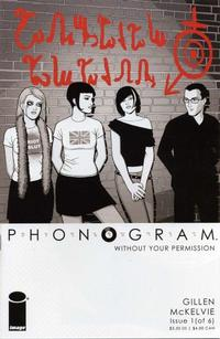 Cover Thumbnail for Phonogram (Image, 2006 series) #1