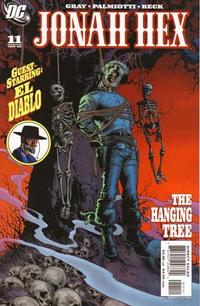 Cover Thumbnail for Jonah Hex (DC, 2006 series) #11