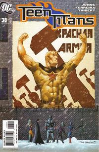Cover Thumbnail for Teen Titans (DC, 2003 series) #38 [Direct Sales]