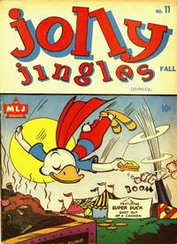 Cover Thumbnail for Jolly Jingles (Archie, 1943 series) #11