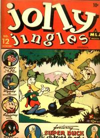 Cover Thumbnail for Jolly Jingles (Archie, 1943 series) #12