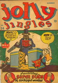 Cover Thumbnail for Jolly Jingles (Archie, 1943 series) #14