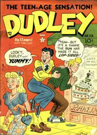 Cover Thumbnail for Dudley (Prize, 1949 series) #v1#2 [2]