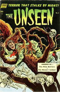 Cover Thumbnail for The Unseen (Pines, 1952 series) #5