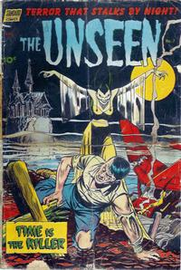 Cover Thumbnail for The Unseen (Pines, 1952 series) #7
