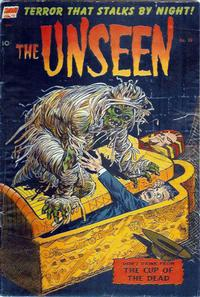 Cover Thumbnail for The Unseen (Pines, 1952 series) #10
