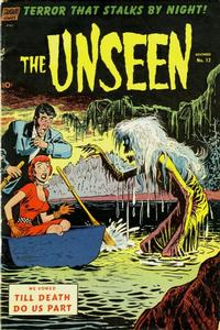 Cover Thumbnail for The Unseen (Pines, 1952 series) #12