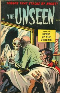 Cover Thumbnail for The Unseen (Pines, 1952 series) #15