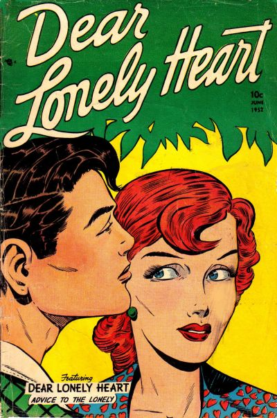 Cover for Dear Lonely Heart (Comic Media, 1951 series) #6