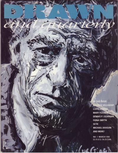 Cover for Drawn & Quarterly (Drawn & Quarterly, 1990 series) #7
