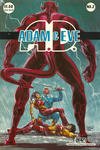 Cover for Adam and Eve A.D. (BAM Productions, 1985 series) #2