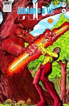 Cover for Adam and Eve A.D. (BAM Productions, 1985 series) #5