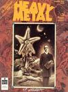 Cover for Heavy Metal Magazine (Heavy Metal, 1977 series) #v3#6 [Direct]