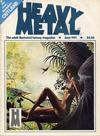Cover for Heavy Metal Magazine (Heavy Metal, 1977 series) #v5#3 [Direct Sales]