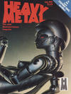 Cover for Heavy Metal Magazine (Heavy Metal, 1977 series) #v5#4 [Direct]