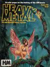 Cover Thumbnail for Heavy Metal Magazine (1977 series) #v5#5 [Direct]
