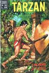 Cover for Tarzan (Editrice Cenisio, 1968 series) #44