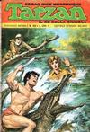 Cover for Tarzan (Editrice Cenisio, 1968 series) #52