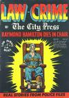 Cover for Law Against Crime (Essankay, 1948 series) #1