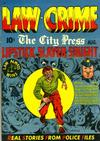 Cover for Law Against Crime (Essankay, 1948 series) #3