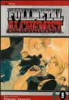 Cover for Fullmetal Alchemist (Viz, 2005 series) #9
