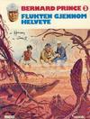 Cover for Bernard Prince (Semic, 1979 series) #3 - Flukten gjennom helvete