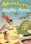 Cover for Adventures of Mighty Mouse (St. John, 1952 series) #8