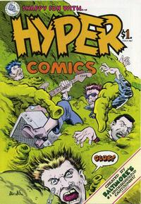 Cover Thumbnail for Hyper Comix (Kitchen Sink Press, 1979 series) #1