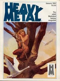 Cover Thumbnail for Heavy Metal Magazine (Heavy Metal, 1977 series) #v6#10