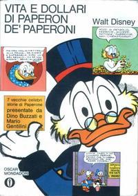 Cover Thumbnail for Vita e Dollari di Paperon De' Paperoni (Arnoldo Mondadori Editore, 1968 series) #[nn]