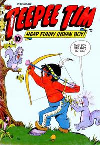 Cover Thumbnail for Teepee Tim (American Comics Group, 1955 series) #100