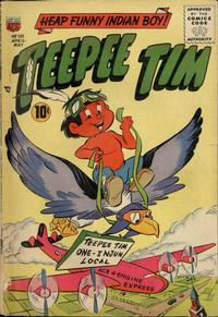 Cover Thumbnail for Teepee Tim (American Comics Group, 1955 series) #101