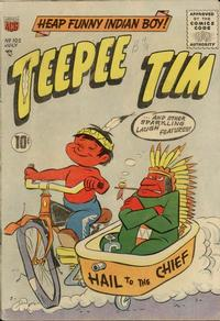 Cover Thumbnail for Teepee Tim (American Comics Group, 1955 series) #102