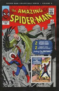 Cover Thumbnail for Spider-Man Collectible Series (Marvel, 2006 series) #4