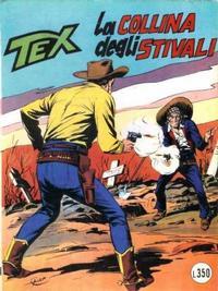 Cover Thumbnail for Tex (Sergio Bonelli Editore, 1958 series) #191