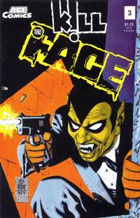 Cover Thumbnail for What Is...The Face? (A.C.E. Comics, 1986 series) #3